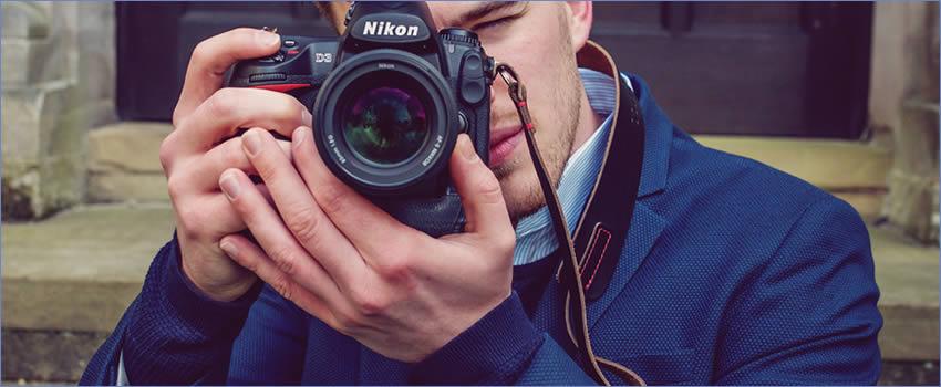 Como usar corretamente uma Câmera