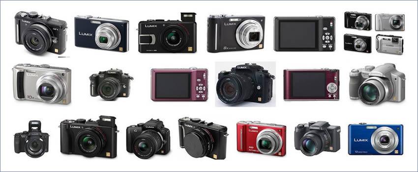 modelos câmeras