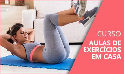Aulas de Exercícios físicos em video