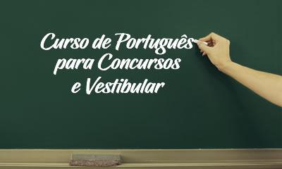 Curso de Português para Concursos e vestibular