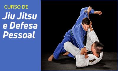 Curso de Jiu Jitsu e Defesa Pessoal