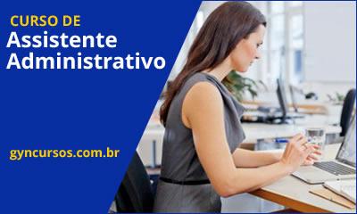 Curso de Assistente Administrativo, Online, Grátis