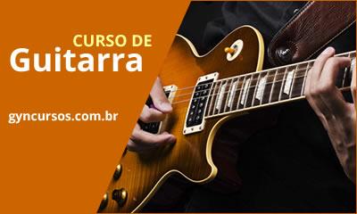 Curso de Guitarra para Iniciantes grátis