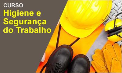 Curso de Higiene e Segurança do Trabalho