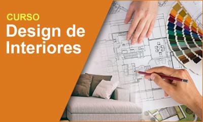 O curso Online de Design de Interiores