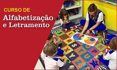 Curso de Alfabetização e Letramento, Online