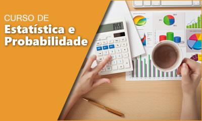 Curso de Estatística e Probabilidade, Online