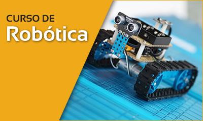 Curso de Robótica Básica, Online, Grátis