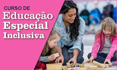 Curso de Educação Especial Inclusiva, Online