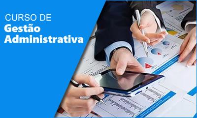 Curso de Gestão Administrativa, Online