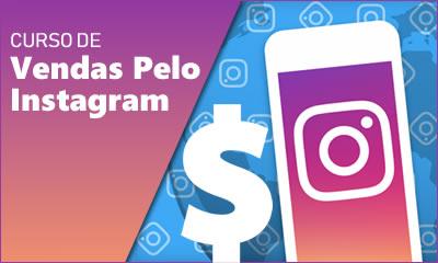 Curso de Vendas Pelo Instagram, Online