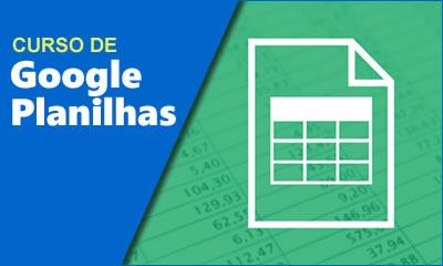 Curso de Google Planilhas Online