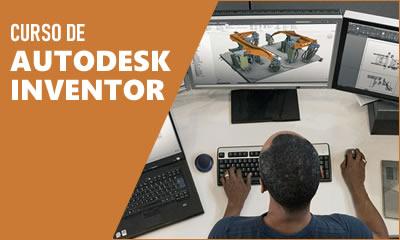 Curso de Autodesk Inventor 2019 Online