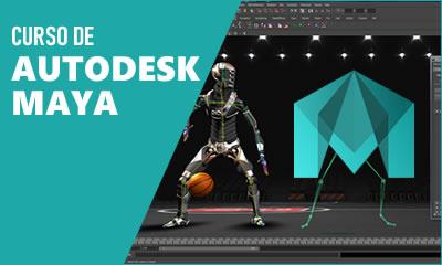 Curso de AutoDesk Maya