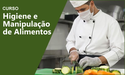 Curso de Higiene e Manipulação de Alimentos Online