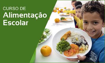 Curso de Alimentação Escolar